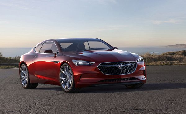 2021 Buick Avista News Price Specs Video