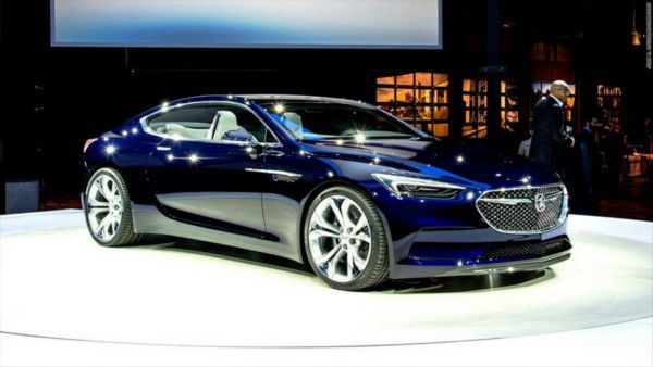 2021 Buick Avista Pictures New Cost Msrp