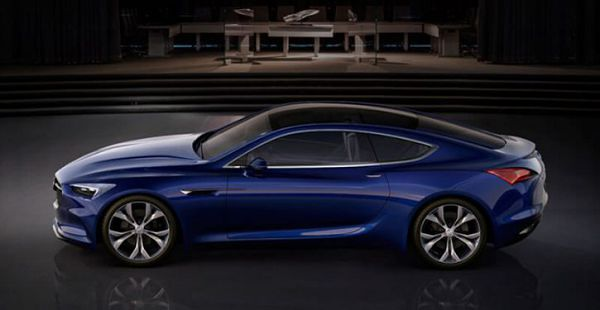 2021 Buick Avista Wallpaper Powertrain Production Convertible