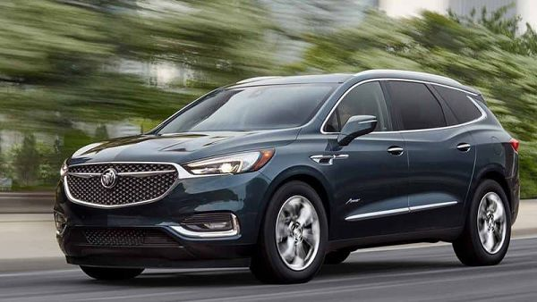 2021 Buick Enclave Changes Review