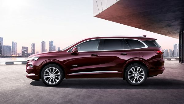 2021 Buick Enclave New Avenir Reviews