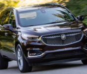 2021 Buick Enclave Release Date Photos Specs And Dimensions
