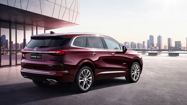 2021 Buick Enclave Updates Redesign Google