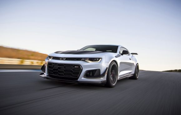 2021 Chevrolet Camaro Z28 Coupe Wikipedia Parts On New Used