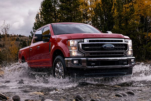 2021 Ford F 350 Srw 4×4 Tremor Forum Platinum Video For ...