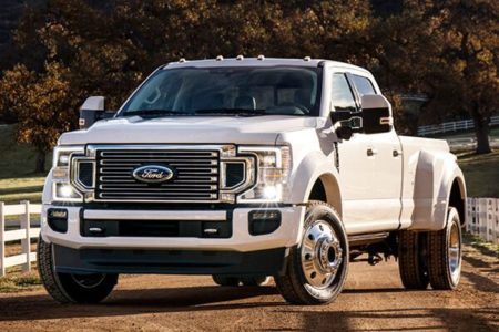 2021 Ford F 450 Diesel Towing Capacity 4x4