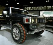 2021 Hummer H2 Interior Pictures