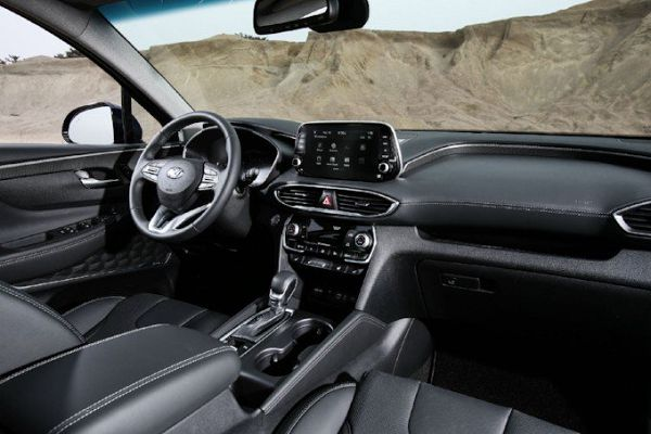 2021 Hyundai Santa Fe года Reviews Pictures