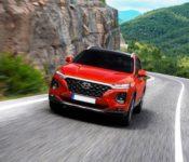2021 Hyundai Santa Fe Google Hybrid Redesign