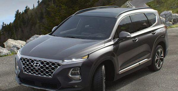2021 Hyundai Santa Fe Ultimate 2.0t Exterior