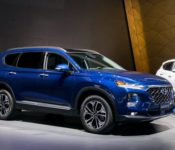 2021 Hyundai Santa Fe Changes Interior New