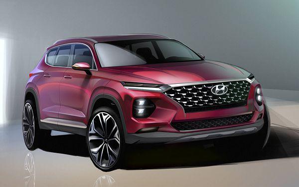 2021 Hyundai Santa Fe Diesel News Sport Reviews