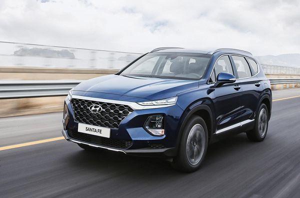 2021 Hyundai Santa Fe Release Date Xl Photos