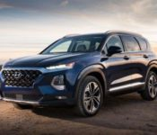 2021 Hyundai Santa Fe Specs Sport Pickup