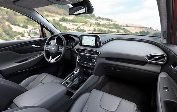 2021 Hyundai Santa Fe Sport Facelift N