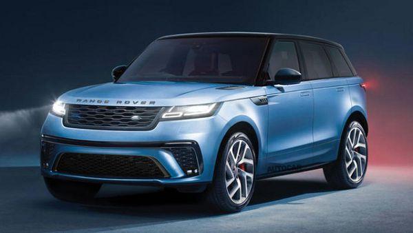 2021 Land Rover Range Rover Convertible Evoque Se Supercharged