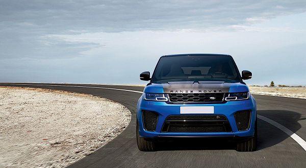 2021 Land Rover Range Rover Images Length Photos