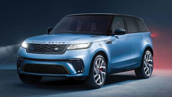 2021 Land Rover Range Rover Velar Review Pictures