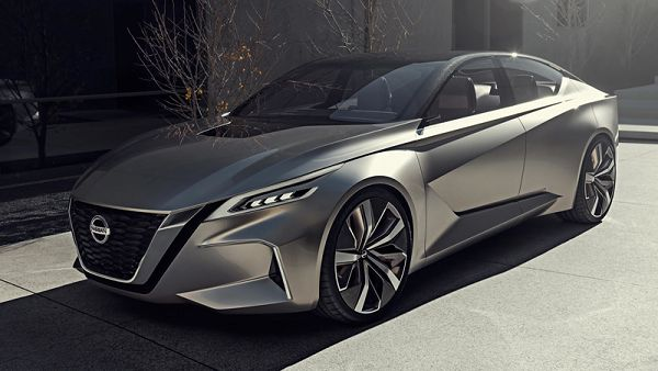 2021 Nissan Maxima Redesign Refresh New Design Platinum