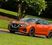 2021 Nissan Maxima Sv Platinum Reserve Sr Midnight Edition Sr