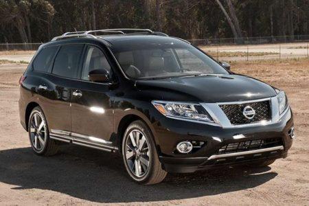 2021 Nissan Pathfinder S 4wd