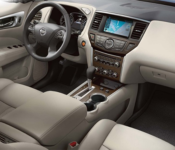 2021 Nissan Pathfinder Youtube Platinum