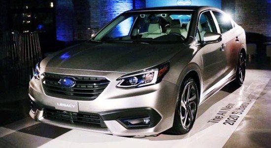 2021 Subaru Legacy Xt