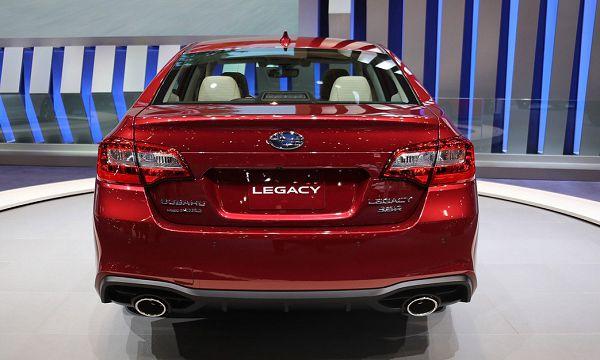 2021 Subaru Legacy Base Hp Mpg Google