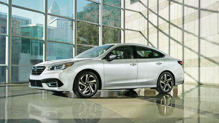 2021 Subaru Legacy Pictures 2.5i Premium Photos 3.6r