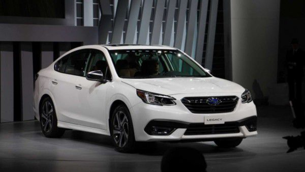 2021 Subaru Legacy Sedan Models Interior Limited Xt