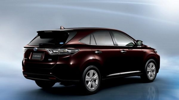 2021 Toyota Harrier Youtube