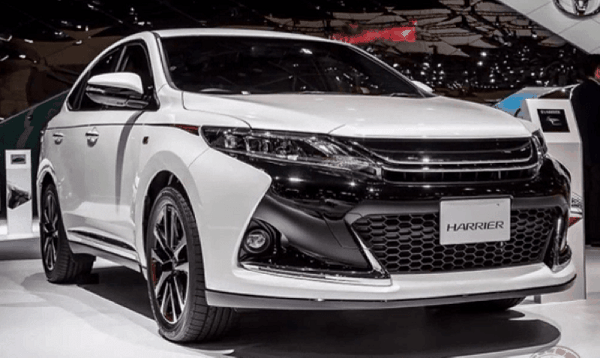 2021 Toyota Harrier Model
