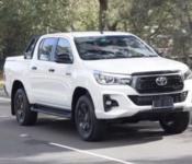 2021 Toyota Hilux Diesel Double Cab Vigo Pictures