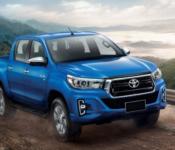 2021 Toyota Hilux Modelo 3 Diesel 4x4