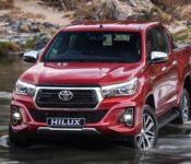 2021 Toyota Hilux Picture Dakar Diesel 4x4