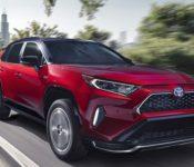 2021 Toyota Rav4 Range Electric Battery Size Youtube