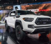 2021 Toyota Tacoma New Redesign News Changes