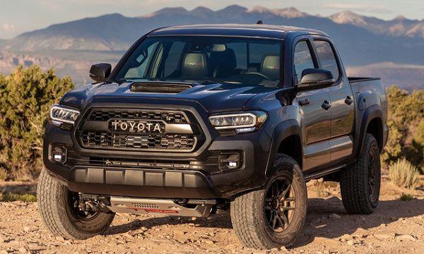 2021 Toyota Tacoma Spy Shots Interior Trd Sport Trd