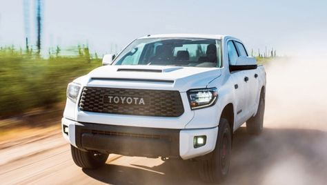 2021 Toyota Tundra Trd Pro 5.7l V8 Spy Pictures Horsepower Videos Rendering