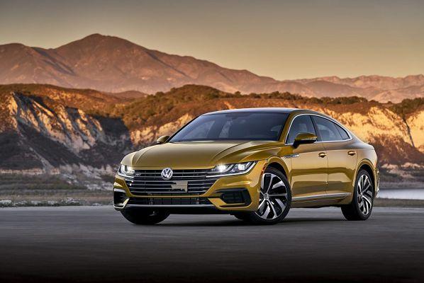 2021 Volkswagen Arteon Rev Ew Pictures Se R Line Commercial