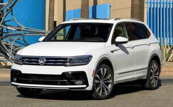 2021 Volkswagen Tiguan Cost Msrp Facelift