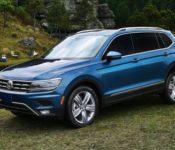 2021 Volkswagen Tiguan Dimensions Google