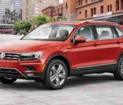 2021 Volkswagen Tiguan Price Specs
