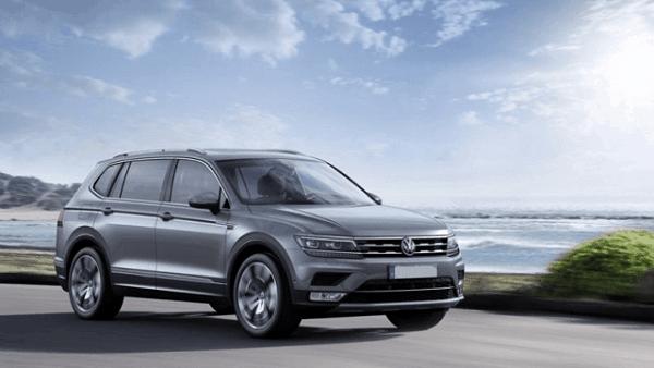 2021 Volkswagen Tiguan Review Weight