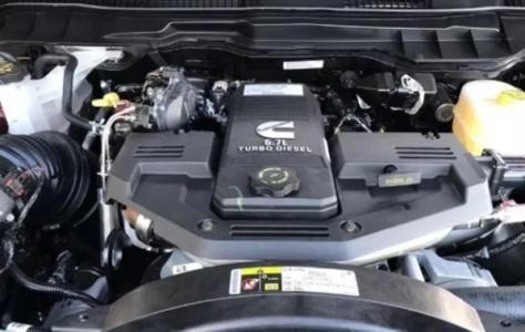 2020 Dodge Ram 2500 Diesel Engine