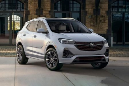2021 Buick Encore Awd Towing