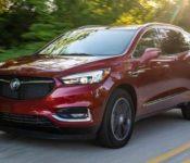2021 Buick Encore Gas Mileage Recalls