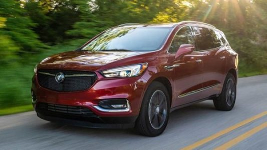 2021 Buick Encore Gas Mileage Recalls