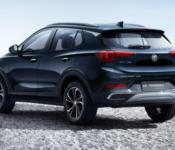 2021 Buick Encore Gx Vs Mild Hybrid Gx Dimensions