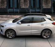 2021 Buick Encore Gxi International Review